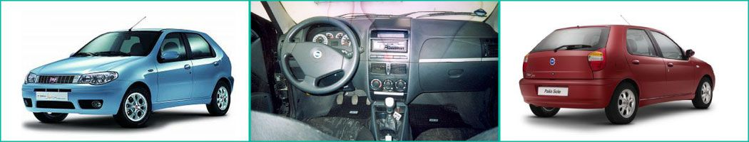 Fiat Palio Çıkma Parça