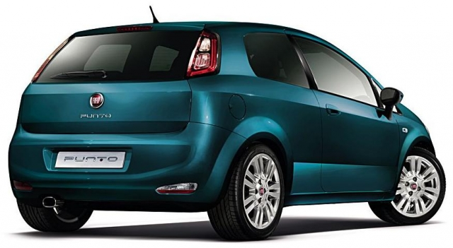 Fiat Punto Çıkma Parça