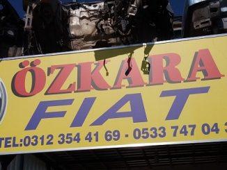 Fiat Çıkma Parça - Özkara Fiat